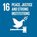 Sustainable development goal no 16