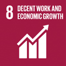 Sustainable development goal no 8